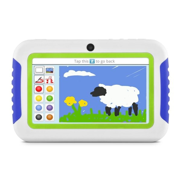 "Ematic Kids FunTab mini 4.3"" Multi-Touch Screen Tablet with Android 4.0"