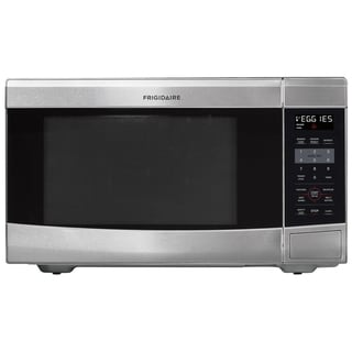 Frigidaire Stainless Steel 1.6 Cubic Foot Countertop Microwave