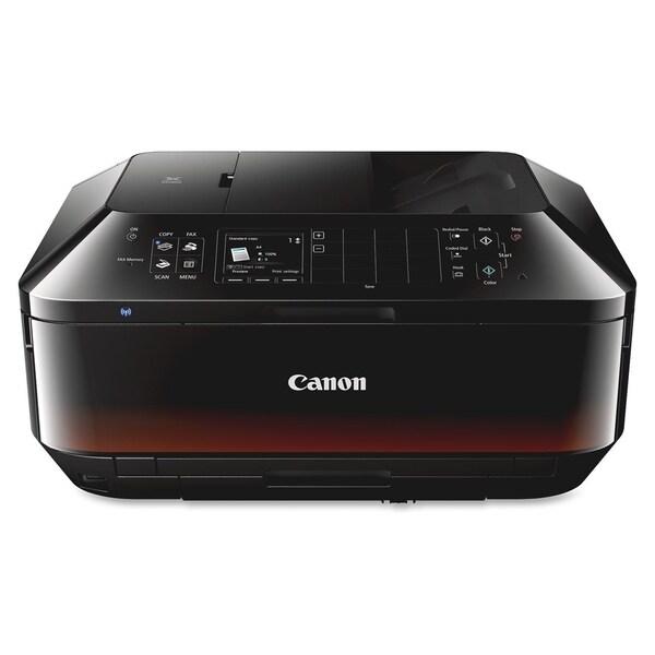 Canon PIXMA MX922 Inkjet Multifunction Printer - Color - Photo/Disc P