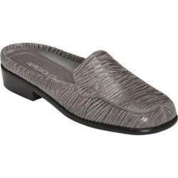 Women's Aerosoles Duble Down Dark Grey Combo Slip-On Shoes