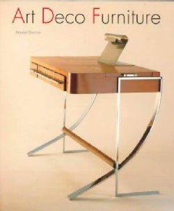 Art Deco Furniture: The French Designers (Paperback)