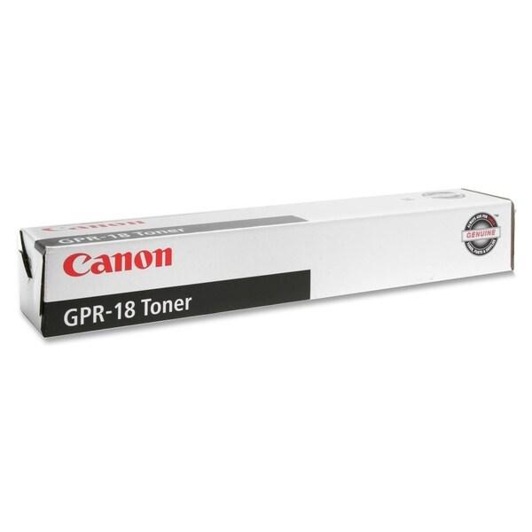 Canon GPR-18 Black Toner