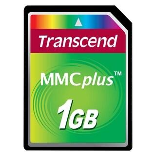 Transcend 1GB MMCplus