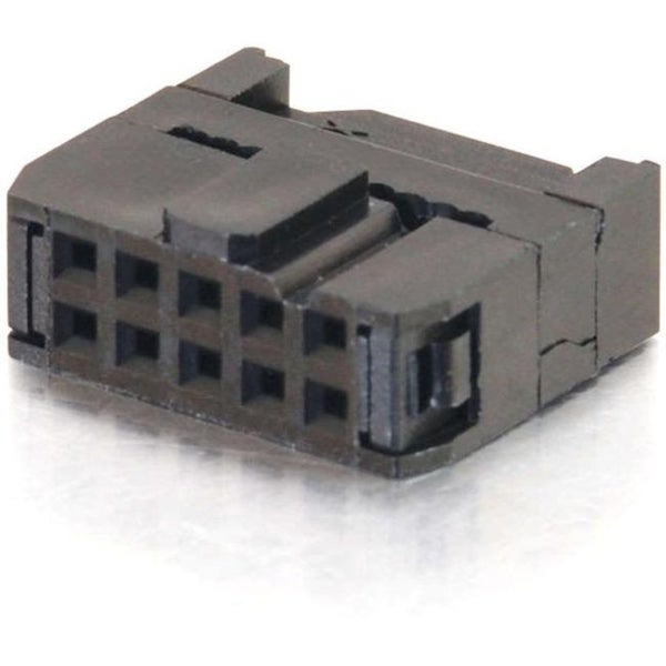 C2G 10-pin Female IDC Flat Ribbon Connector