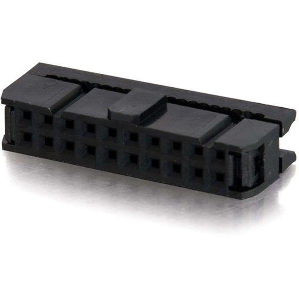 C2G 20-pin Female IDC Flat Ribbon Connector