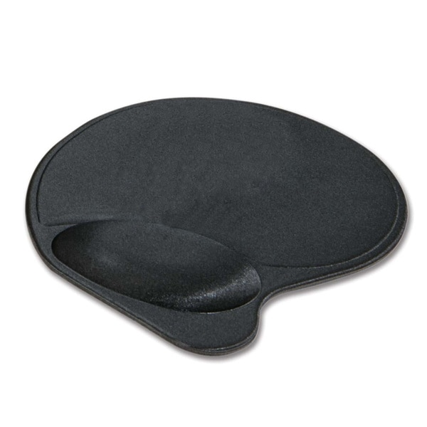 Kensington Wrist Pillow Mouse Wrist Rest - Black