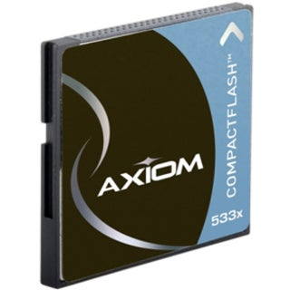 Axiom CF/16GBUH5-AX 16 GB CompactFlash (CF) Card