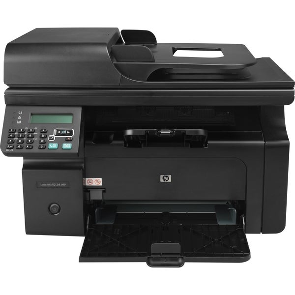 HP LaserJet Pro M1212NF Laser Multifunction Printer - Refurbished - M