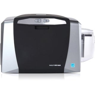 Fargo DTC1000 Single Sided Dye Sublimation/Thermal Transfer Printer -