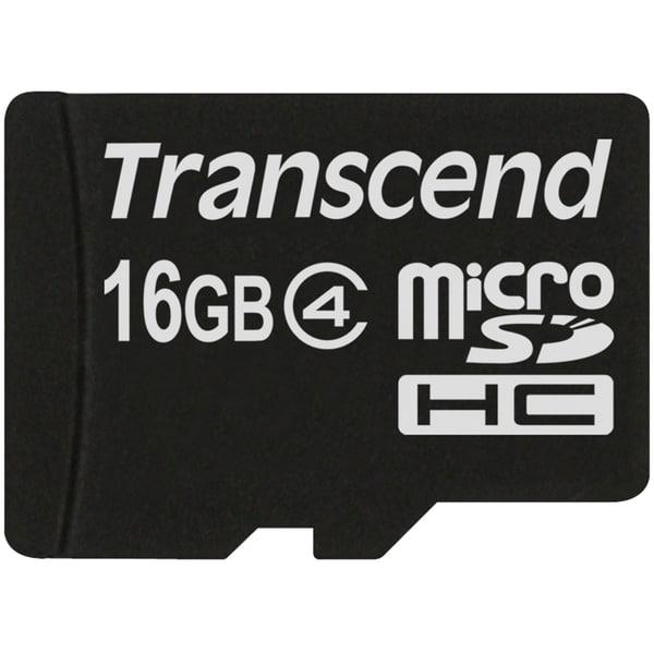 Transcend TS16GUSDC4 16 GB microSDHC