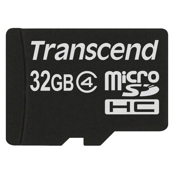 Transcend TS32GUSDC4 32 GB microSDHC