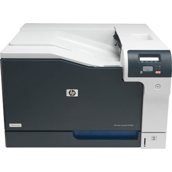 HP LaserJet CP5225DN Laser Printer - Refurbished - Color - 600 x 600