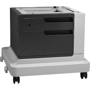 HP Paper Feeder with Cabinet
