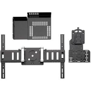 HP Wall Mount for Flat Panel Display, Thin Client, Desktop Computer