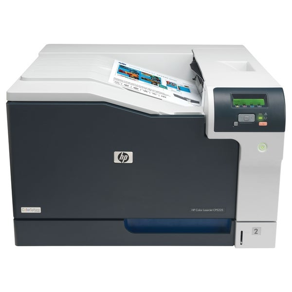HP LaserJet CP5220 CP5225N Laser Printer - Refurbished - Color - 600