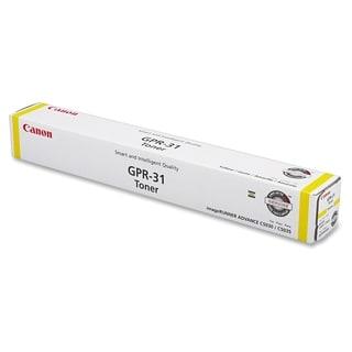 Canon GPR-31 Toner Cartridge - Yellow