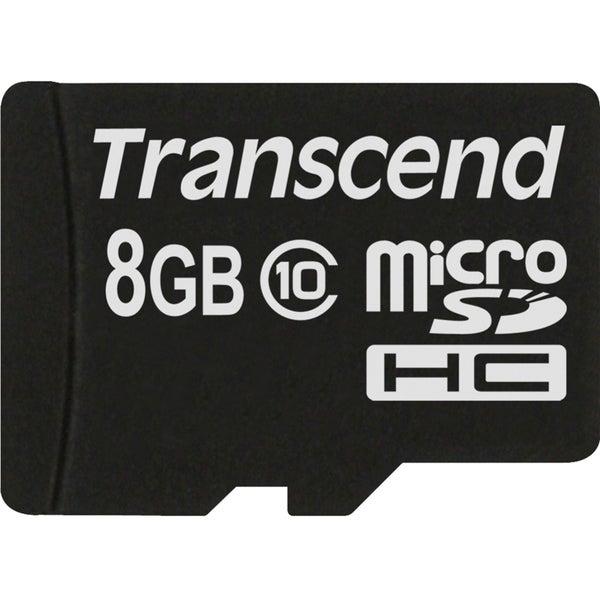 Transcend 8 GB microSD High Capacity (microSDHC)
