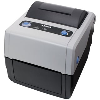 Oki LD610 Thermal Transfer Printer - Monochrome - Desktop - Label Pri