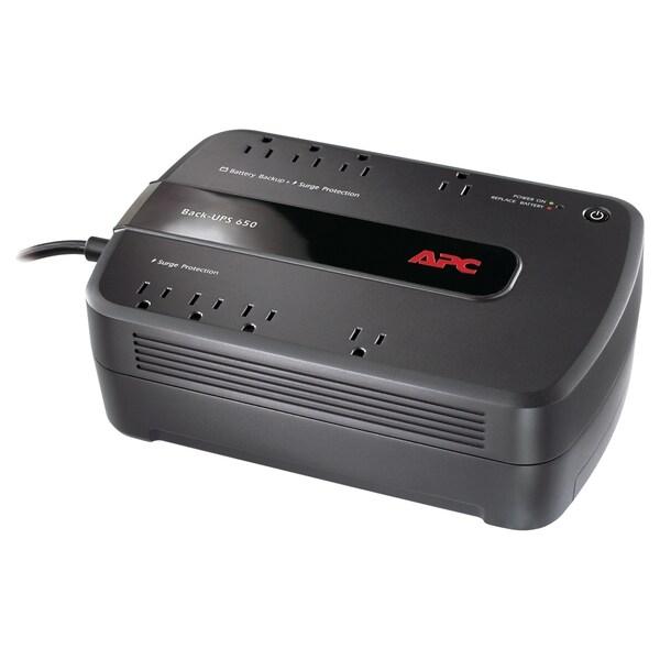 APC Back-UPS 650VA Desktop UPS
