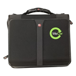 Wenger Carrying Case (Folio) for Accessories - Black