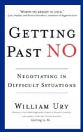 Getting Past No: Negotiating Your Way from Confrontation to Cooperation (Paperback)