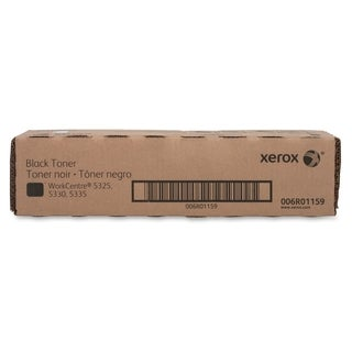 Xerox Black Toner for the WorkCentre 5325/5330/5335 - 6R1159