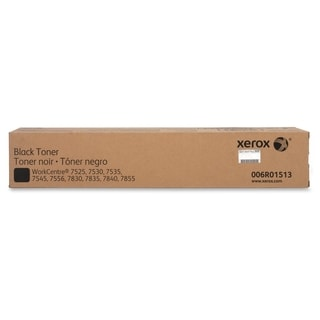 Xerox Black Toner for the WorkCentre 7525/7530/7535/7545/7556 - 6R151