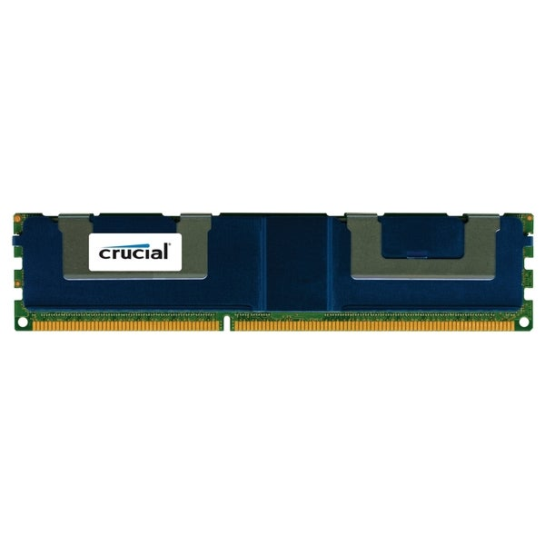 Crucial 32GB, 240-pin DIMM, DDR3 PC3-10600 Memory Module