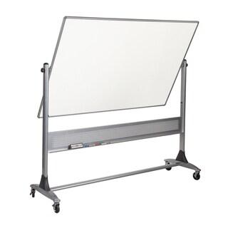 """Balt Dura-Rite Platinum 72""""W x 48""""H Dry-Erase Board"""