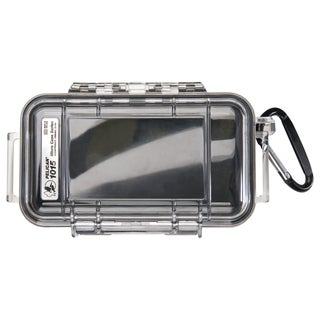 Pelican Underwater Case for Camera, Cellular Phone - Clear, Black