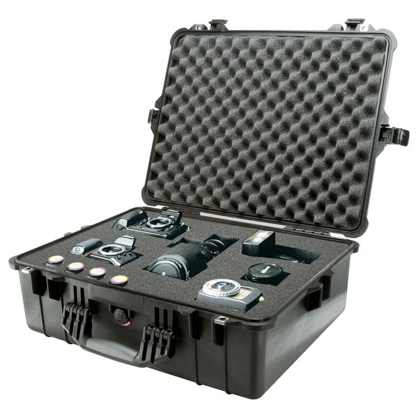 Pelican 1600 Shipping Case