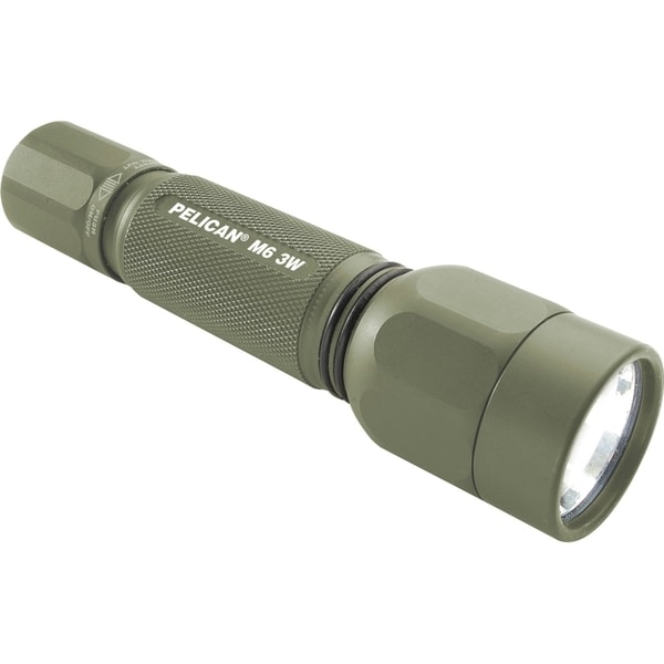 Pelican M6 3W 2390 LED Flashlight