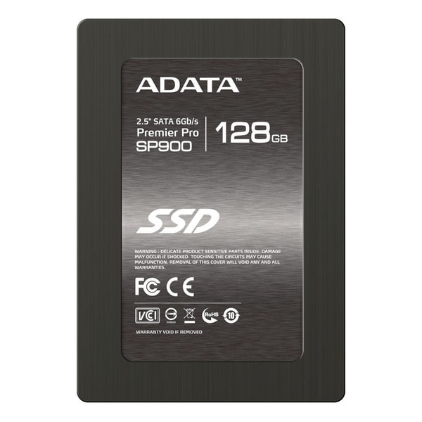 "Adata Premier Pro Pro SP900 128 GB 2.5"" Internal Solid State Drive"