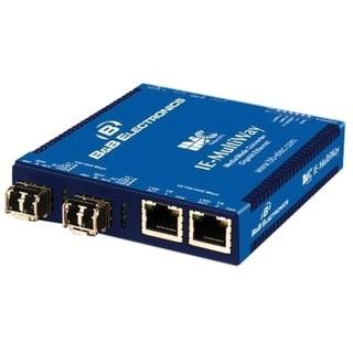B&B IE-MultiWay Module, 2TX/2SFP