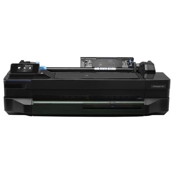 "HP Designjet T120 Inkjet Large Format Printer - 24"" Print Width - Col"