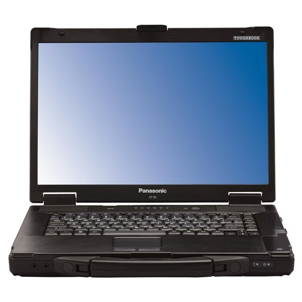 "Panasonic Toughbook 52 CF-52VABBY1M 15.4"" Notebook - Intel Core i5 i5"