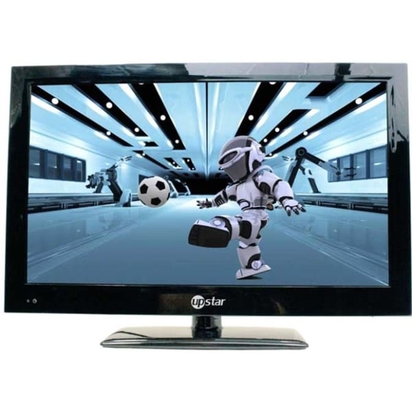 "UpStar P24EWT 24"" 1080p LED-LCD TV - 16:9 - HDTV 1080p - 120 Hz"