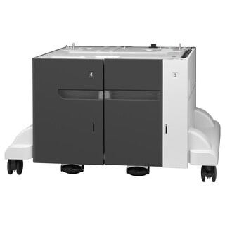HP LaserJet 3500-sheet High-capacity Input Tray Feeder and Stand