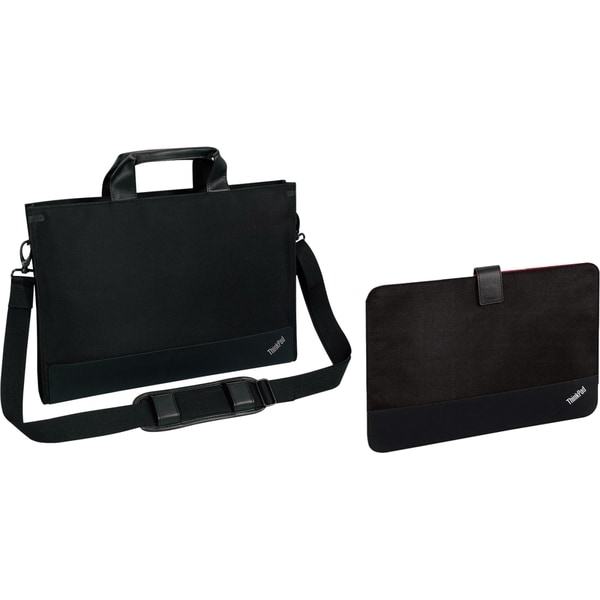 """Lenovo Carrying Case for 14"""" Ultrabook - Black"""