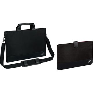 "Lenovo Carrying Case for 14"" Ultrabook - Black"