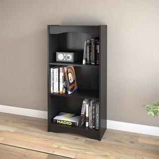 Porch & Den Alma Midnight Black 48-inch Bookcase
