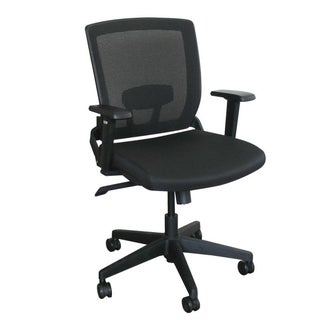 Managers Mesh Chair with Black Base