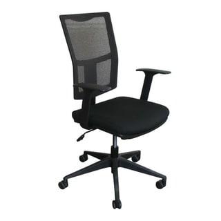 Marvel Black Mesh Back Task Office Chair