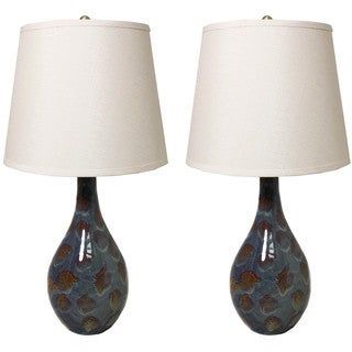 Casa Cortes Malibu Classic Table Lamps (Set of 2)