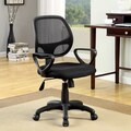 Furniture of America Tasker Contemporary Mesh Office Chair