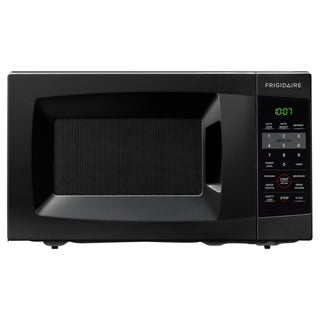 Frigidaire 0.7 Cu. Ft. Black Countertop Microwave