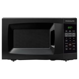 Frigidaire 0.7 Cu. Ft. Black Countertop Microwave