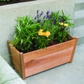 Phat Tommy Alta Rectangle Planter