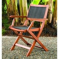 Sea Breeze Folding Armchair (Set of 2)