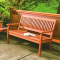 PHAT TOMMY Serenity 4 Ft Bench